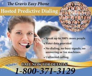 Hosted Predictive Dialer | Gravis Marketing