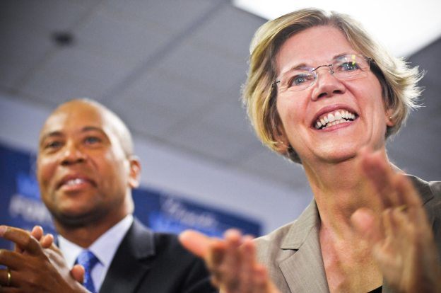 , Clinton scalps Warren in Howie Carr/Gravis poll of Bay State Dems, Gravis