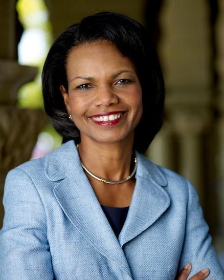 Condoleeza Rice (Courtesy)